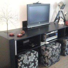 Tv dressoir met tv lift
