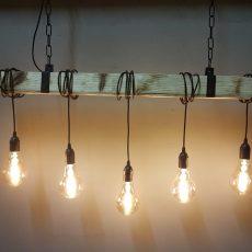 Landelijke Hanglamp 2